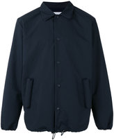 Julien David shirt jacket - men - Polyester - M