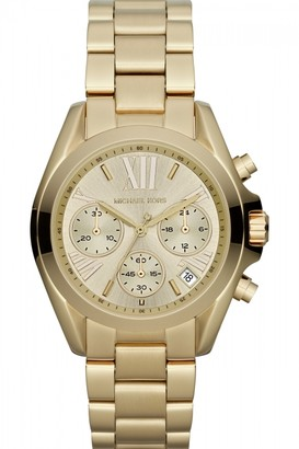 Michael Kors Ladies Bradshaw Mini Chronograph Watch MK5798