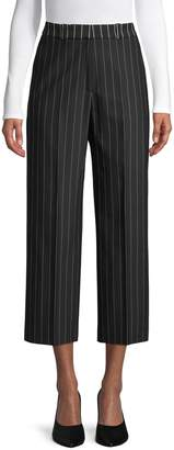 HUGO Striped Cropped Pants