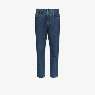 Miu Miu Brigitte high waist jeans