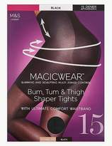 Marks and Spencer 15 Denier Secret SlimmingTM Shine Body Shaper Tights