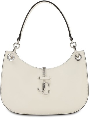 Jimmy Choo Varenne Hobo S Leather Shoulder Bag