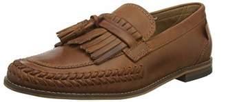Hudson H Men's ALLOA Calf Loafers,11 (45 EU)