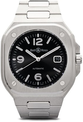 Bell & Ross BR 05 Black Steel 40mm