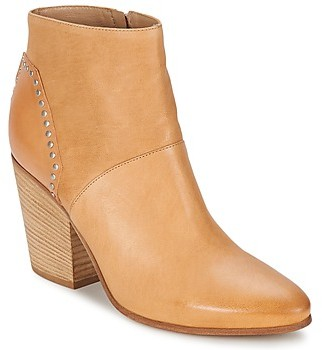 VIC CRUISE women's Low Ankle Boots in Brown