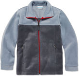 Columbia Flattop Ridge Long-Sleeve Full-Zip Fleece Jacket - Boys 8-20
