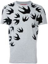 McQ by Alexander McQueen 'Swallow' T-shirt - men - Cotton - M