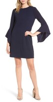 One Clothing Women's Bell Sleeve Shift Dress