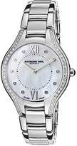 Raymond Weil Women's Noemia MOP Dial Stainless Steel