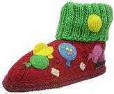 Haflinger Unisex Kids' Balloon Low-Top Slippers,12.5 Child UK