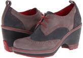 Jambu Seattle Wedge (Charcoal) - Footwear
