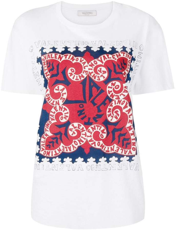 3c9663d8 Valentino Women's Tees And Tshirts - ShopStyle