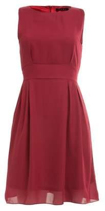 Dorothy Perkins Womens *Tenki Mulberry Plain Dress, Mulberry