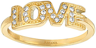 Ariana Rabbani 14K 0.10 Ct. Tw. Diamond Love Ring