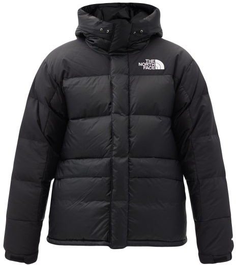 The North Face Himalayan Quilted Down Jacket - Black
