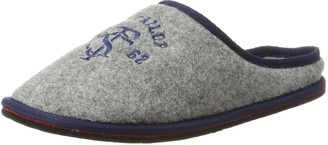 Tom Tailor Men's 3781801 Open Back Slippers