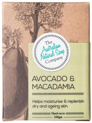 The Australian Natural Soap Company Avocado & Macadamia