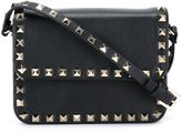 Valentino 'Rockstud' crossbody bag - women - Calf Leather/metal - One Size