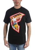 Famous Stars & Straps Men's Comic F Graphic T-Shirt