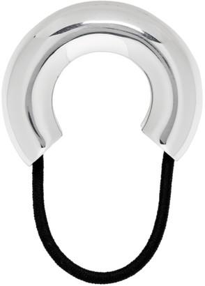 Saskia Diez Silver Bold Hair Tie
