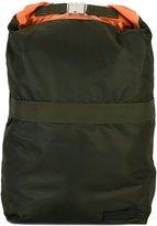 Marni roll top backpack