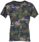 Les (Art)ists Les Artists Camouflage T-shirt