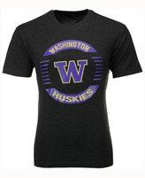 Colosseum Men's Washington Huskies Circle Logo T-Shirt