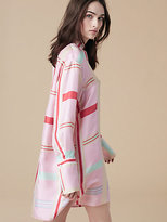 Diane von Furstenberg Oversized Shirt Dress