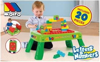 Lego Molto Blocks Table 20 pcs