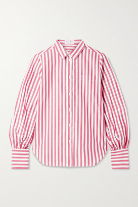 Alex Mill Bobby Striped Cottton-poplin Shirt