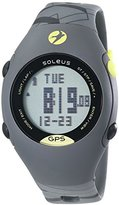Soleus Women's SG006-053 Mini Flyte Digital Display Quartz Grey Watch