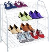 Sunbeam 4-Tier Shoe Shelf
