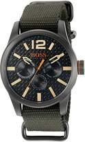 BOSS ORANGE Men's 1513312 Paris Analog Display Japanese Quartz Watch