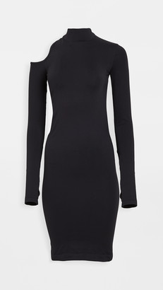 Helmut Lang Back Cutout Dress