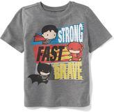 Old Navy DC Comics Scribblenauts Superhero Tee for Toddler