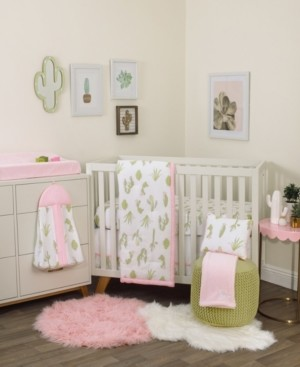 NoJo Cactus Cool 8-Piece Crib Bedding Set Bedding