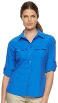 Columbia Women's Amberley Stream Roll-Tab Shirt