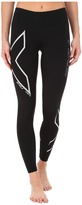 2XU Hyoptik Mid-Rise Thermal Compression Tights Women's Workout