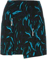 Versus printed skirt