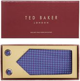Ted Baker Tie and Cufflinks Gift Set