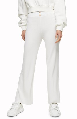 Stitchy Ribbed Trousers