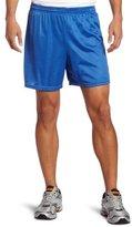 Soffe Men's Nylon Mini-Mesh Short