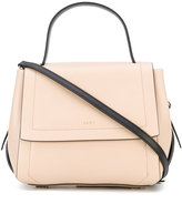 DKNY foldover tote - women - Leather - One Size