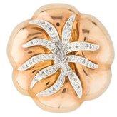 Judith Leiber Crystal Pin
