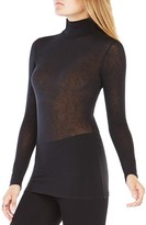 BCBGMAXAZRIA Emeka Turtleneck Top
