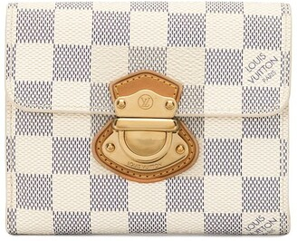 Louis Vuitton 2011 pre-owned Joy Damier wallet