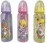 Precious Moments Luv n'Care BPA Free Feeding Bottles 3 8oz bottles
