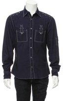 Michael Bastian Utility Button-Up Shirt