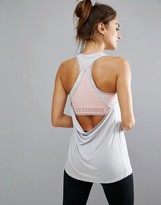 Abercrombie & Fitch Cross Back Drapey Tank