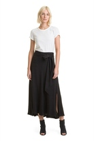 Country Road Wrap Maxi Skirt